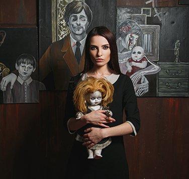 Lalki jako elementy zagadek w pokojach Escaperooms