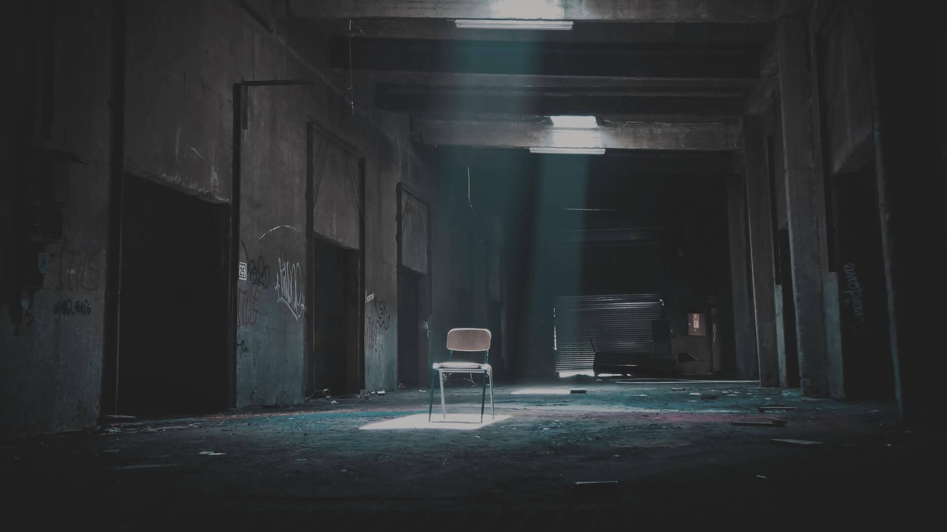 Opuszczony pokój escape room